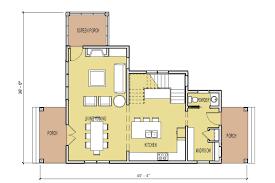 unique small home floor plans house plan free elegant