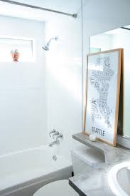 learn to paint shower tiles transform your shower on a budget