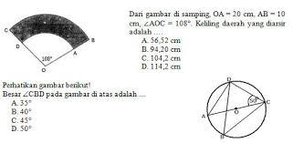 Soal dan kunci jawaban ini disajikan dalam bentuk pilihan ganda. Kisi Kisi Soal Dan Kunci Jawaban Matematika Smp Kelas 8 Semester Genap Kurikulum 2013 Didno76 Com