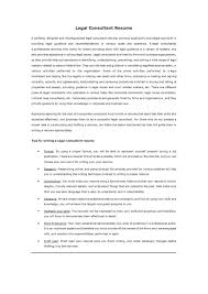 How To Write A Legal Curriculum Vitae