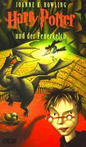 harry potter 4 germany the fourth harry potter book