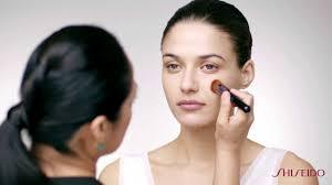 pictures of shiseido foundation brush