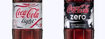 unterschied cola light cola zero