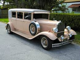 Street Rods | 1930 Plymouth Street Rod Stretch Limo | Used Cars ...