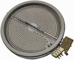electrolux heating element. aeg electrolux cooker heating element 2300w d120/170/210mm e