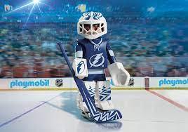 NHL™ Tampa Bay Lightning™ Goalie - 9185 -