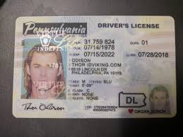 Id Ids Pennsylvania Drivers Scannable New Fake Best - License Idviking pa