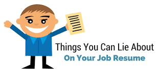 40 Things You Can Lie About On Your Resume WiseStep Adorable How To Lie On A Resume