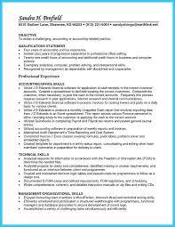 Accounting Resume Skills Fascinating Accounting Resume Skills Pretty Accounting Resume Skills Resume Design