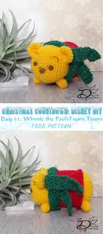 Winnie The Pooh Crochet Pattern Interesting Design Ideas