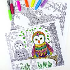 Easter Coloring Pages For Grown Ups Red Ted Art