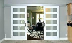 exterior sliding pocket door doors interior glass barn kit new with sli nice exterior barn doors on with glass