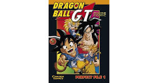 I own nothing, all rights for the original concept belong to the creator akira toriyama and other rights holders. Dragon Ball Gt Band 2 Perfect File 1 By Akira Toriyama