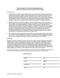 Subcontractor Agreement Format 61 Printable Subcontractor Agreement Forms And Templates Fillable
