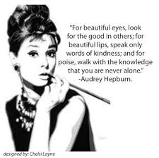 Audrey Hepburn Quote For Beautiful Eyes Best Of Audrey Hepburn Quote For Beautiful Eyes Motivation