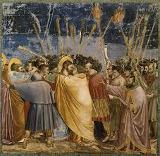 giotto c 1267 1337 the betrayal of christ 1303