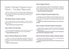 python regex cheat sheet 6 things youre missing out on by never using classes in your python