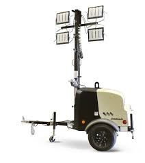 Cp Light Towers The Latest In Light Tower Technology