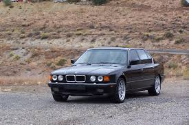 BMW 7 Series Questions - Did the NA 93 (5/93) BMW E32 740iL come ...