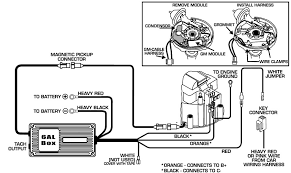 technical details and instructions Msd Ready To Run Wiring Diagram fan wiring diagrams · pro billet ignition kit · pro billet ready to run distributor · hei to 6al msd ready to run distributor wiring diagram