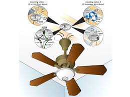 how to replace a light fixture with ceiling fan tos diy endear wiring diagram