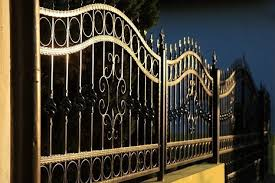 a wide range of fences and gates