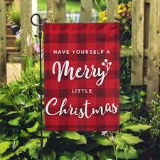 christmas garden flags. Merry Little Christmas Home \u0026 Garden Flag - Second East Flags .