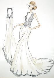 Anastassiya Romanova свадебное платье от эскиза до готового платья