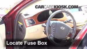 interior fuse box location 2009 2014 hyundai genesis 2013 interior fuse box location 2009 2014 hyundai genesis