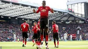 Kick off at 20:00 (gmt) on 30th november, 2016. Man Utd 2 1 West Ham Paul Pogba Scores Two Penalties In Laboured Win Bbc Sport