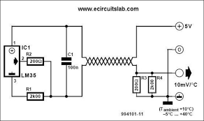 2 wire temperature sensor wiring and diagram