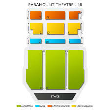 Paramount Huntington Seating Chart Lovely All About The
