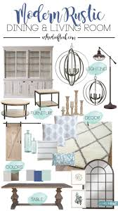 Best  Modern Rustic Furniture Ideas On Pinterest - Modern rustic dining roomodern style living room furniture