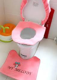 soft toilet seat covers 1 set new fashion household soft toilet seat cover washable toilet seat