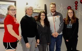 Heber Springs District School Board Recognizes Jag Students - News - Press  Argus-Courier - Van Buren, AR