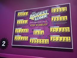 Biggest Loser Step Workout Chart Planet Fitness Biggest Loser Step Workout Chart Pdf Sport1stfuture Org