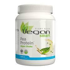 Pea Protein Vanilla 15 servings - VeganSmart - VeganSmart