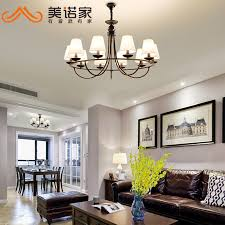 out of stock american chandelier living room simple meino restaurant light ceiling lamp dual use modern minimalist bedroom