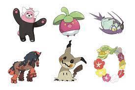 Meet the latest new Pokémon for Sun and Moon
