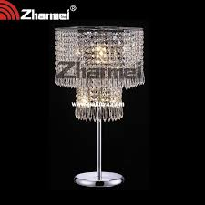 crystal chandelier table lamp good furniture intended for elegant household table chandelier lamps decor