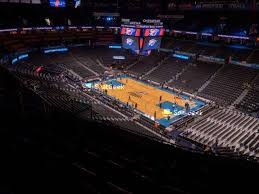 Chesapeake Arena 3d Seating Chart Chesapeake Energy Arena Seating Chart Seatgeek