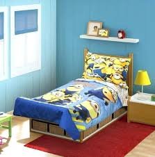 minions bed set mishap 4 toddler bedding comforter