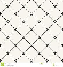 Paw Print Pattern Amazing Inspiration Ideas