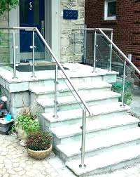 outdoor stairs railing ideas fabulous outdoor stair railing home depot exterior handrails outdoor stair railing home outdoor stairs railing ideas