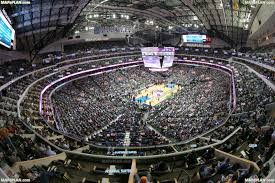 Mavericks Seating Chart Rows American Airlines Center Dallas Seat Numbers Detailed