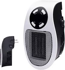 350W Space heater, Programmable Wall Outlet ... - Amazon.com