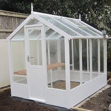 suppliers of thermowood timber greenhouses in various sizes which are available unpainted or painted depending on preference also safety glass is