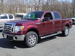 ford f 150 supercrew cab pickup