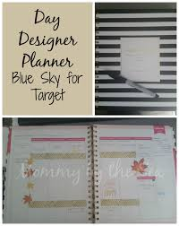 Blue Sky Day Designer Target The Busy Giffs Blue Sky For Target Day Designer Planner