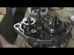 part 12 assembling dirt bike motor bottom end mating cases 1 part 12 assembling dirt bike motor bottom end mating cases 1 yz250f example